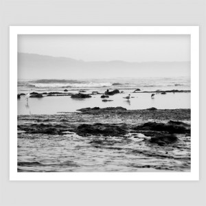 The Wander Collection art prints : Half Moon Bay