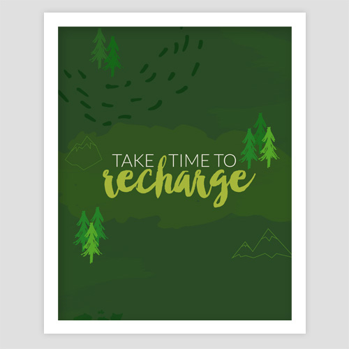 creatively-daring-take-time-to-recharge-quote-print